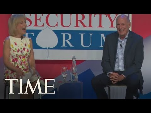 National Intelligence Director Dan Coats Is Surprised That Putin Is Visiting White House | TIME