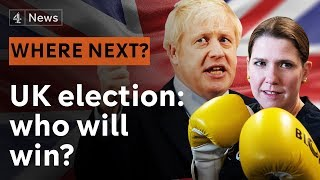 Who's most likely to win the UK general election?