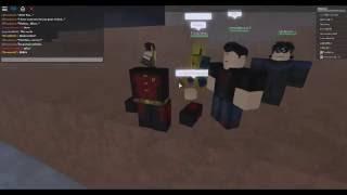DC Universe Episode 8: War Part 2 (Roblox Roleplay)