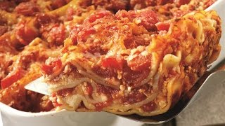 All-in-one Lasagna