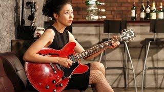 ギター教則『ブルース・ギタリストのためのペンタトニック・スケール活用術』静沢真紀 Digest