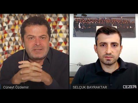 Cüneyt Özdemir-Selçuk Bayraktar YouTube Canlı Bağlantısı