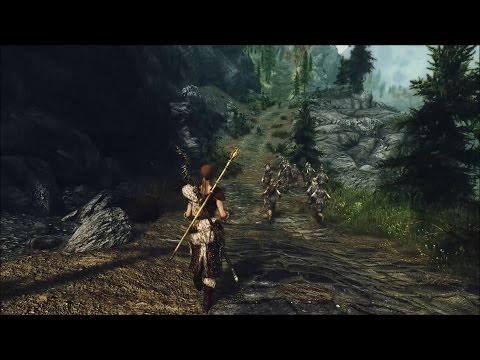 skyrim perfectly modded 4.3 download
