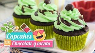 Cupcakes de Chocolate y Menta | CHOCO MINT | Quiero Cupcakes!