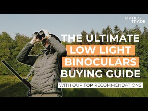 The Ultimate Low Light Binoculars Buying Guide   Optics Trade