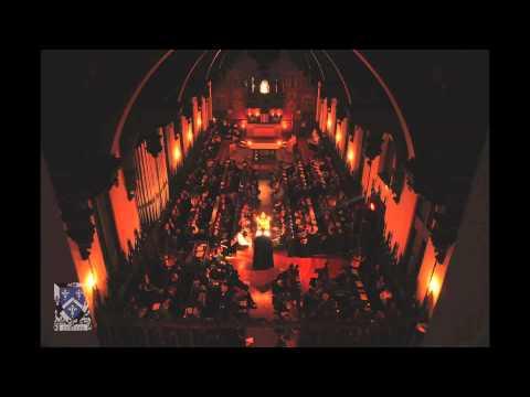 Time Lapse of Dominican All Saints Vigil, 2012