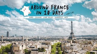 Adventurin' Across France in 10 Days — France by Rail | The Travel Intern