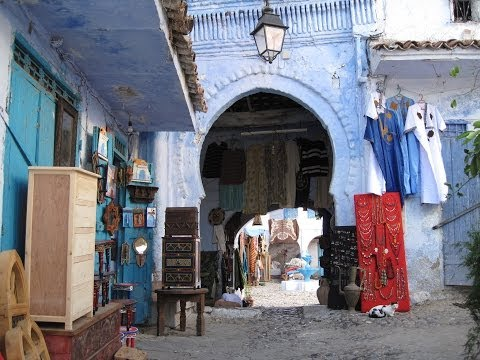 [Slow TV] Morocco - The Medina of Chefchaouen