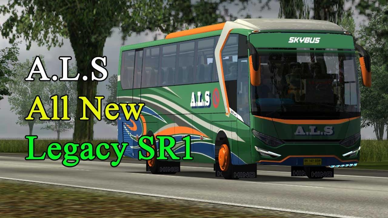 legacy sr1 ukts