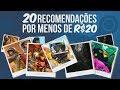 [Férias Steam] 20 jogos por menos de R$20,00