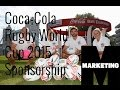 Coca-Cola kicks off Rugby World Cup 2015