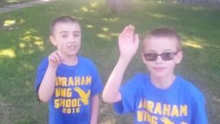 Pug-Man Adventures: Abraham Wing School Field day