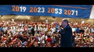 Cumhurbaşkanı Erdoğan, İstanbul Genişletilmiş İl Danışma Meclisi Toplantısı'nda konuştu