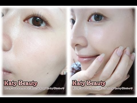 KatyBeauty♥打造韓星女星零妝感無瑕肌