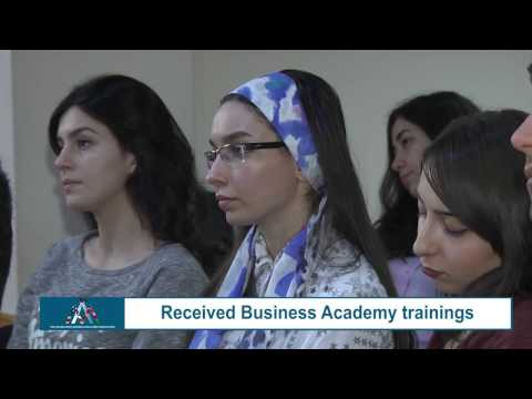 Azerbaijan Business Case Competition 2016 Trailer