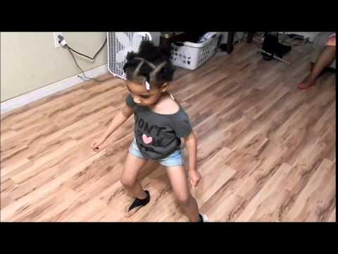"""BABY  K  doing the """"Watch Me"""" (Whip/ Nae Nae) dance"""
