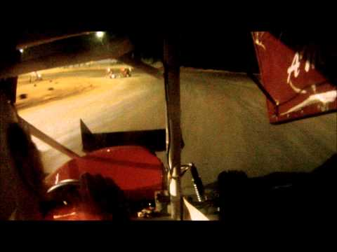 10/4/2014 Northwest Florida Speedway Mini Sprint Feature