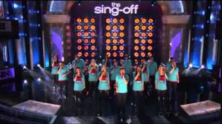 Let's wish these acapella groups (from Wilsonville High School) the...