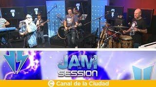 German Tripel interpreta clásicos de Van Halen y Guns and Roses en Jam Session thumbnail