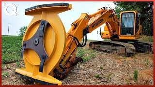 Extreme Heavy Duty Attachments | Amazing Powerful Machinery ▶2