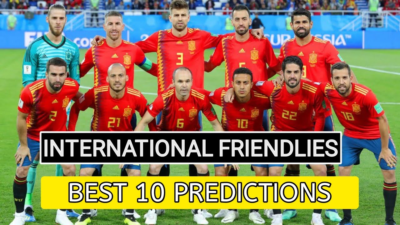 International friendlys betting predictions for today accas betting calculator