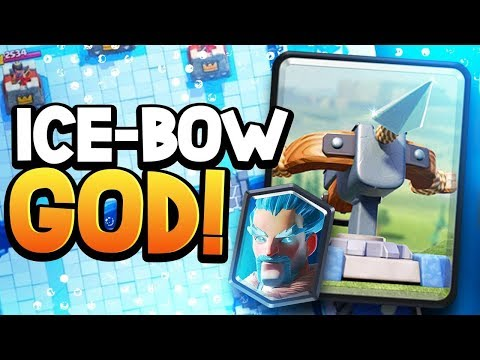 """#1 in WORLD w/ ICE BOW """"If Played Right, You Can't Lose"""""""