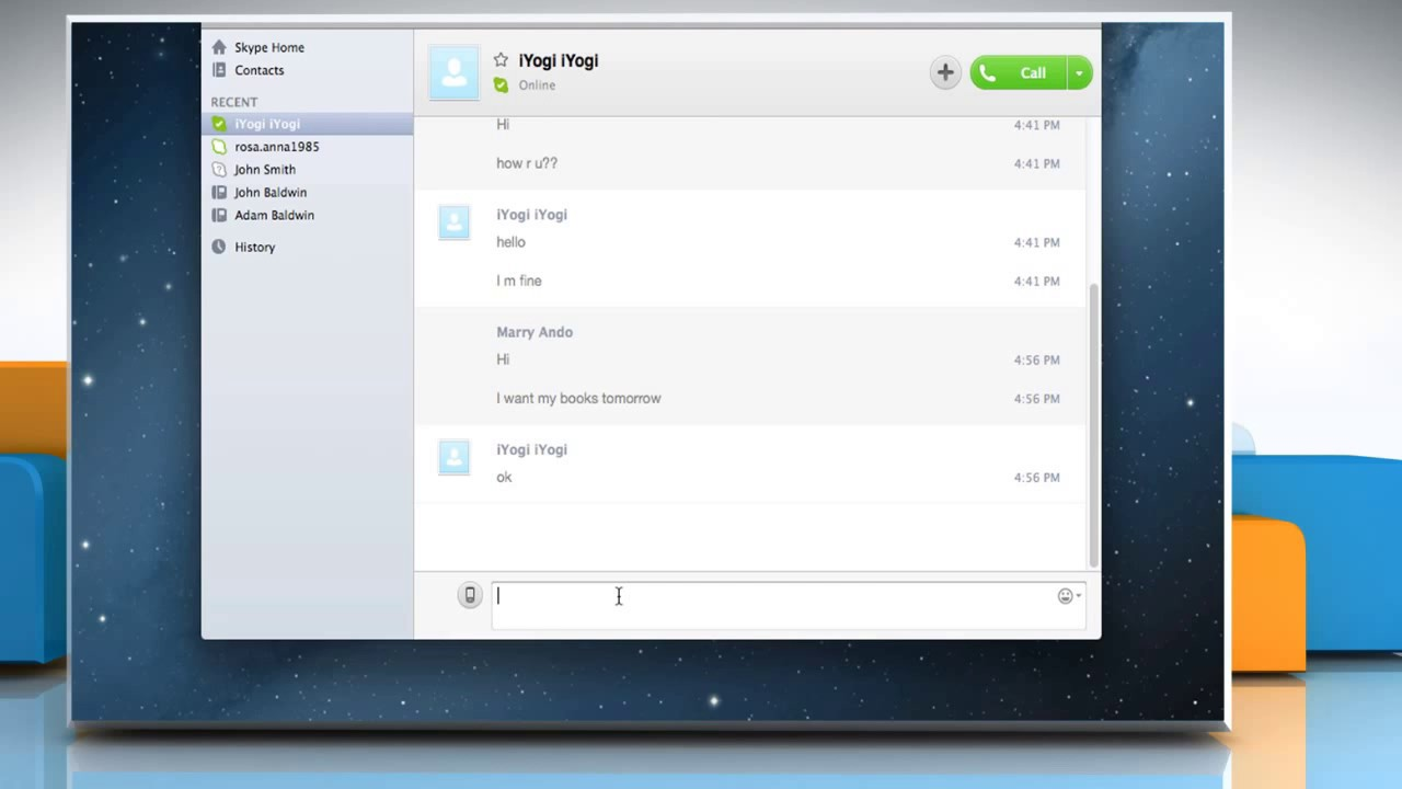 How to turn on Spell checker feature in Skype® for Mac® OS X™