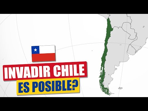 Invadir Chile : es posible?