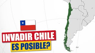 Invadir Chile : es posible?