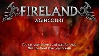 Fireland - Agincourt (Cover version)
