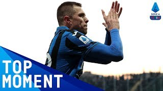 Iličić Nets Twice as Atalanta Beats Parma | Atalanta 5-0 Parma | Top Moment | Serie A TIM