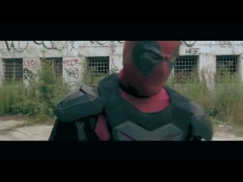 Deadpool & Black Panther (fan film) - Action free!