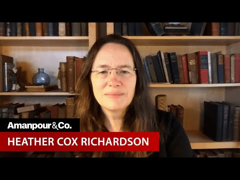 Historian Heather Cox Richardson Says Trump Could Be Convicted | Amanpour and Company