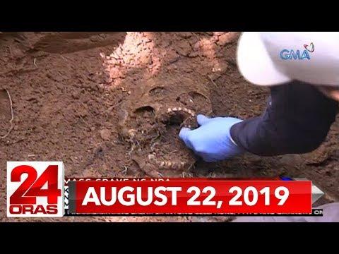 24 Oras: August 22, 2019 [HD]