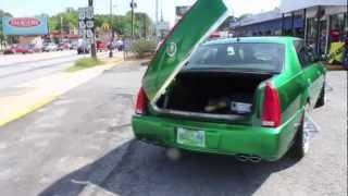 Ketucky's Slab King Candy Cadillac DTS 06'