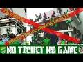 Tiket Habis BONEK Panjat Stadion GBT demi Persebaya