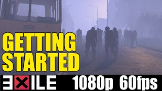 Getting Started Exile Arma 3 Let SPlay Part 1