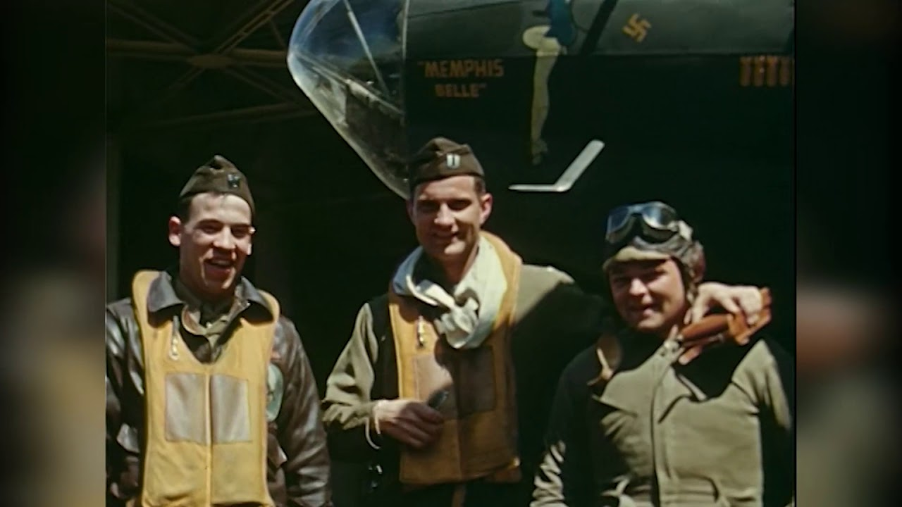Check out this video on the importance of the B-17F Memphis Belle. Visit the link for info on the upcoming Memphis Belle exhibit opening events May 17-19. http://bit.ly/2Fj3pDB #WWII #MemphisBelle