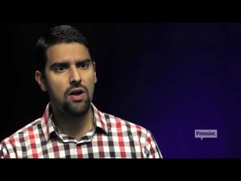 Muslim converts to Christianity after realising the Bible is true // The Profile