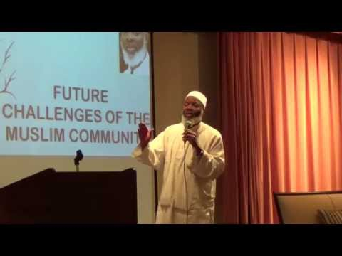 Healing Flint 2013- Imam Siraj Wahhaj [The Challenges of  Muslim Communities]