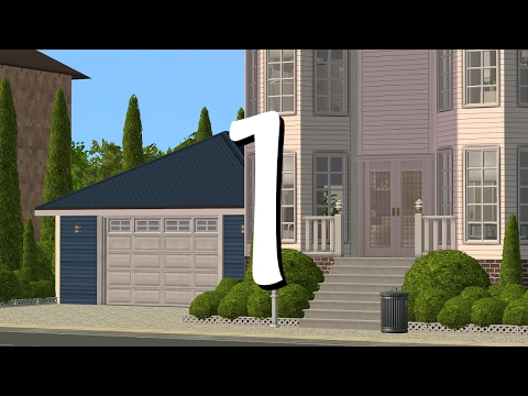 The Sims 2 - Downtown - 205 Custer Boulevard - Part 1