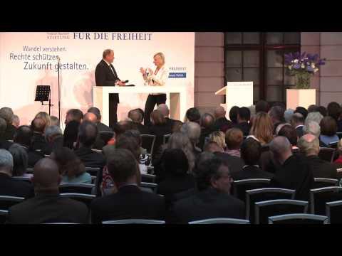 50 Jahre Friedrich-Naumann-Stiftung für die Freiheit  FESTAKT 2. TEIL