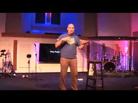 Cold Springs Church September 17, 2017, Sermon