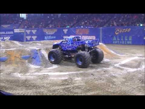 Monster Jam full show Moline, IL. May 7th, 2017
