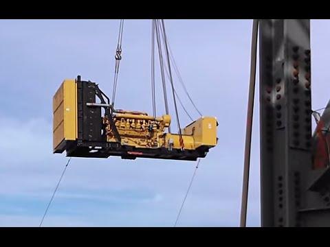 Cat® Generator Sets Help Power World's Tallest Data Center