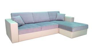 видео диван угловой раскладной