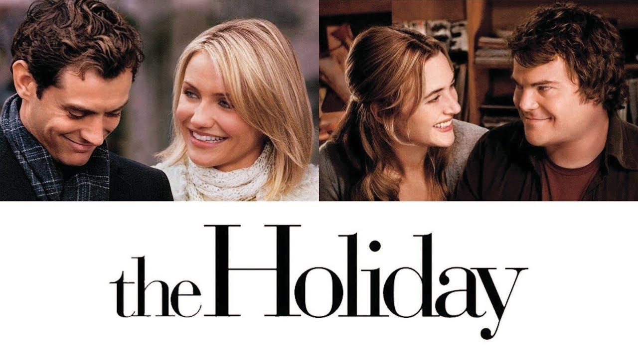 the holiday, películas navideñas romáticas