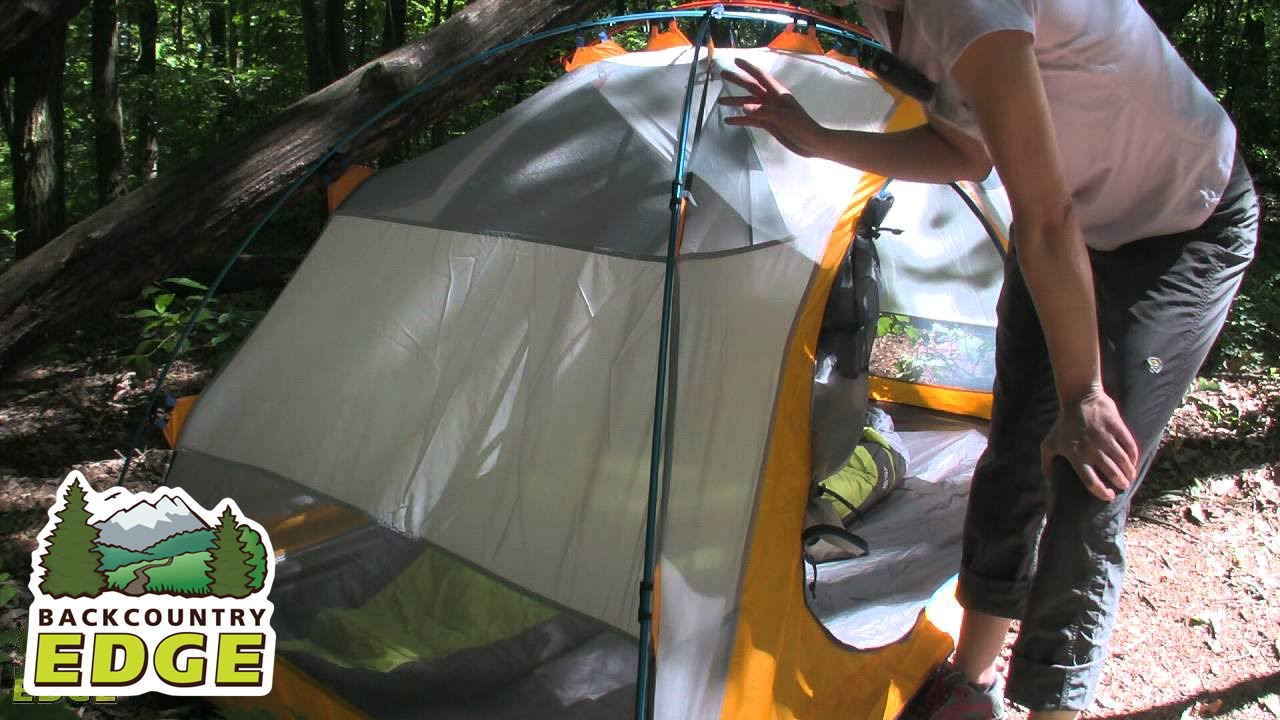 & Marmot Limelight 2P Tent - YouTube