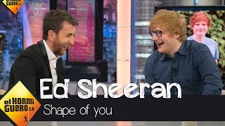 "Ed Sheeran: ""Cuando compuse 'Shape of you' pensé que era mala"""