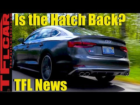 Is the Hatch Back? TFL Weekly Automotive News Roundup